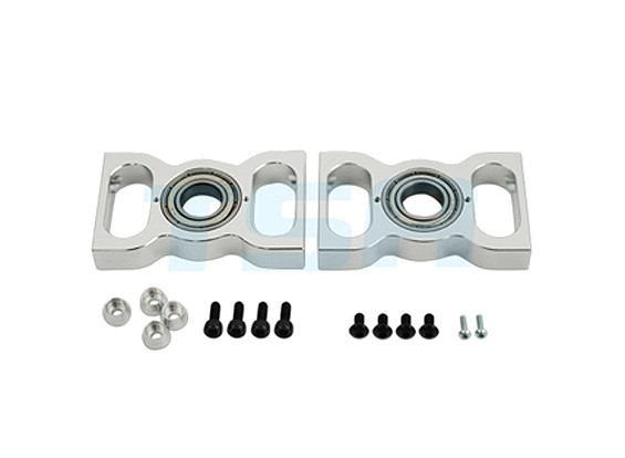 TSA Infusion 700E Pro, 700N PRO - Metal Main Shaft Bearing Block Set