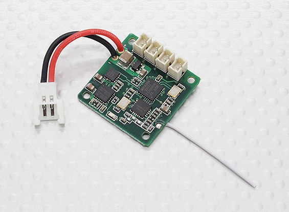 Q-BOT Micro - Main Board