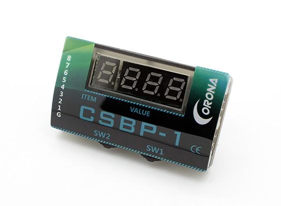 Corona S.Bus Programming Card CSBP-1