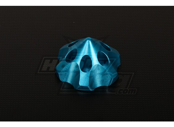 3D Spinner for DLE111 / DA100 / TMM-53 /TMM-106 / 3W 50-100 (Blue)