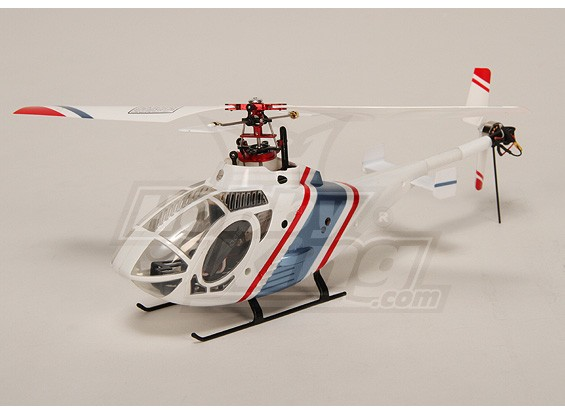 4-3Q2 Walkera Micro Brushless Metal Version w/ 2.4GHz 2402 Transmitter
