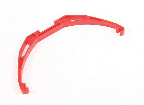 Multi Rotor Undercarriage 105x240mm (Red) (1pc)