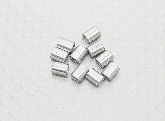 Crimping Tubes For Steel Wire - 10pc