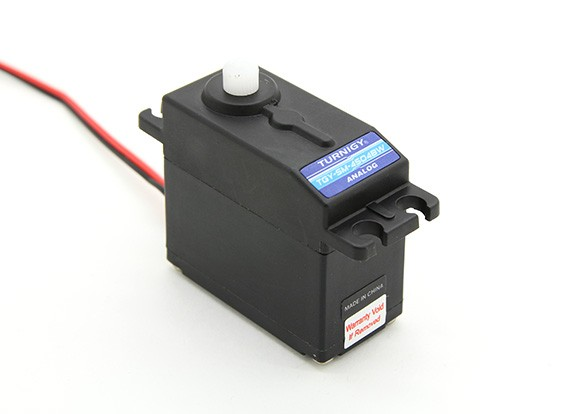 Turnigy™ TGY-SM-4504BW Analog All Purpose Servo 4.8kg / 0.16 Sec / 39g