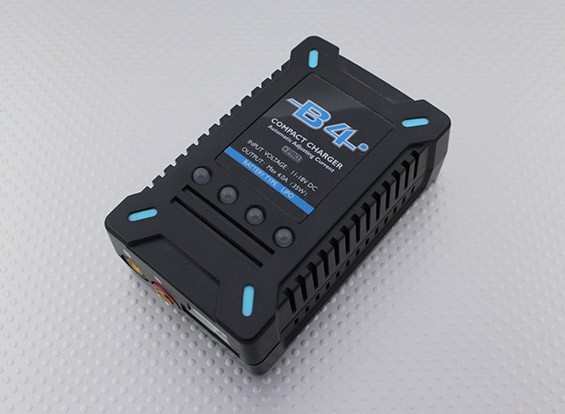iMAX B4 Compact 35W 4A Automatic Balance Charger 2~4S Lipoly