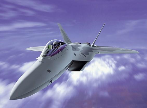 Italeri 1/72 Scale F-22 Raptor Plastic Model Kit