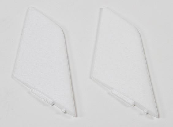 Radjet Ultra Pusher 790mm - Tail Fin Set