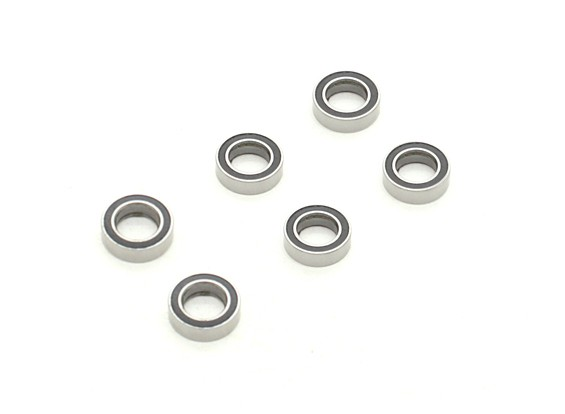 6x10x3 Ball Bearing (6pcs) - BSR 1/8 Rally