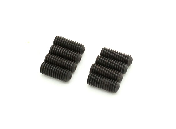 M4x10 Set Screws (8pcs) - BSR 1/8 Rally
