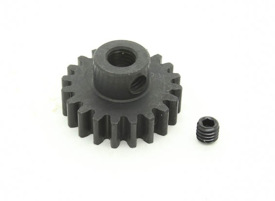 20T/5mm M1 Hardened Steel Pinion Gear (1pc)