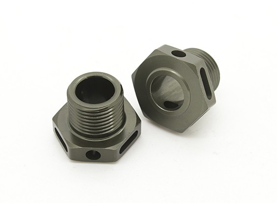 Basher Nitro Circus MT - Wheel Hubs - 2pcs