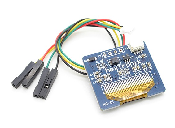 Multiwii OLED Display Module I2C 128x64 Dot ( MWC )