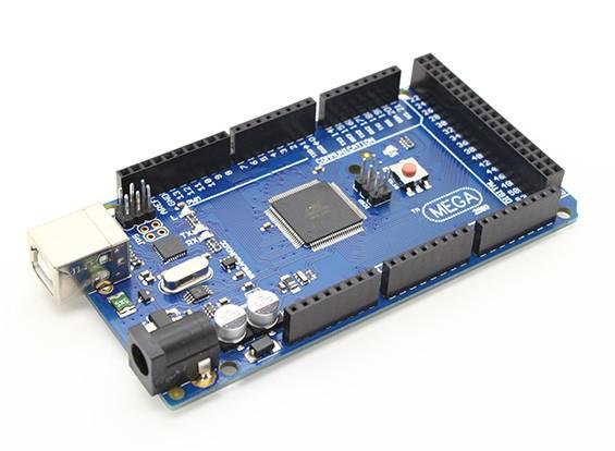 Mega 2560 R3 ATmega2560-16AU Board plus USB Cable