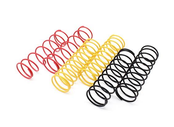 Option springs set for front shocks - Basher SaberTooth 1/8 Scale Truggy