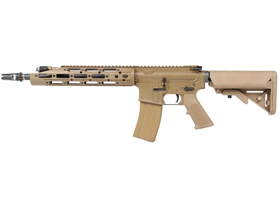 WE Raptor M4 GBB Rifle (Dark Earth)