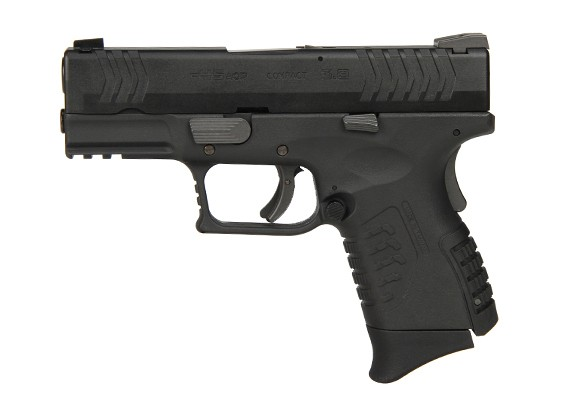 WE XDM Ultra Compact 3.8 GBB Pistol (Black)