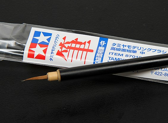 Tamiya High Grade Pointed Brush (Item 87018)