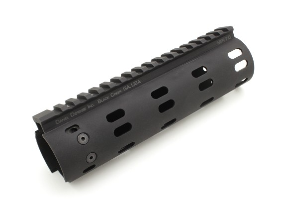 Madbull Daniel Defense Modular Float Rail 7inch (Black)
