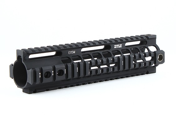Madbull SWS Licensed 9.28 Inch E115M Mid-Length Rail (Black)