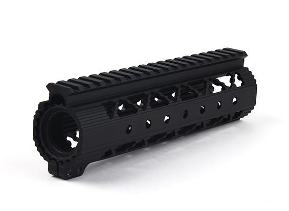 Dytac Invader Lite 7.6 Inch Rail System (Black)