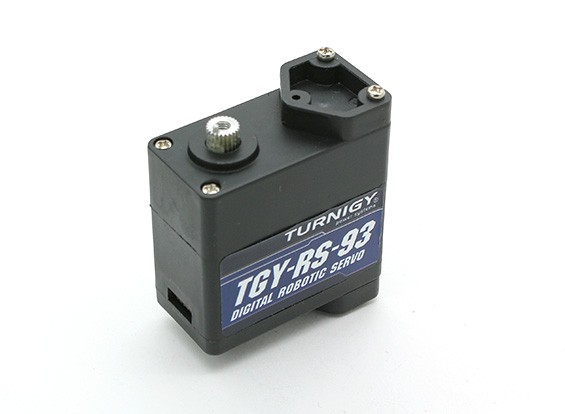 Turnigy™ TGY-RS-93 Robotic DS/MG Servo 25T 9.0kg / 0.20sec / 59g