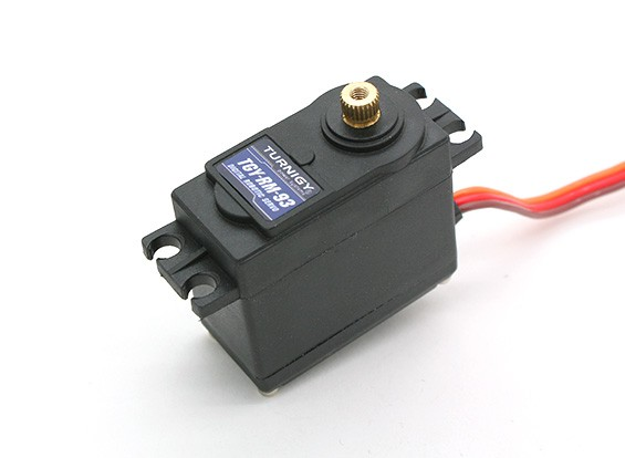 Turnigy™ TGY-RM-93 Robotic DS/MG Servo 25T 11.8kg / 0.21sec / 55g
