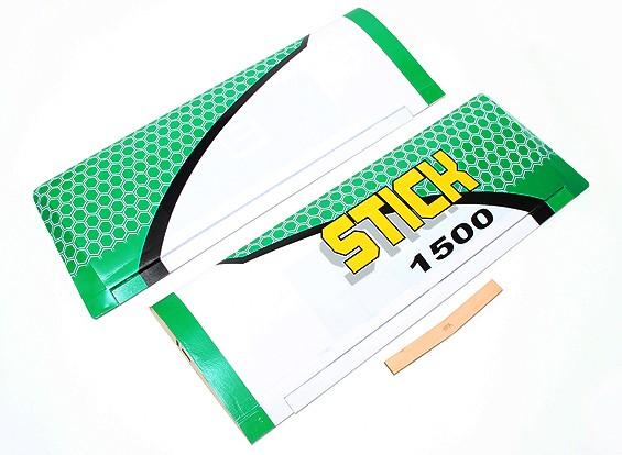 Stick 1500 EP/GP - Wing Set
