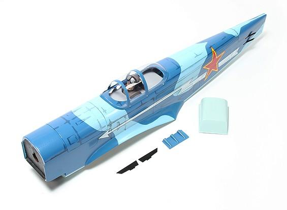 Yak-9 GP/EP - Fuselage