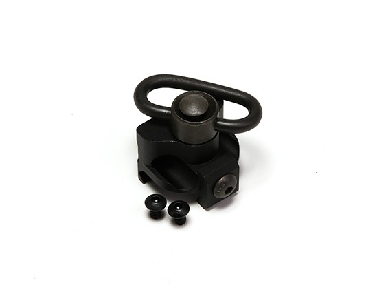 Element EX257 M7 Scout Light Mount for M300/M600 flashlight (Black)