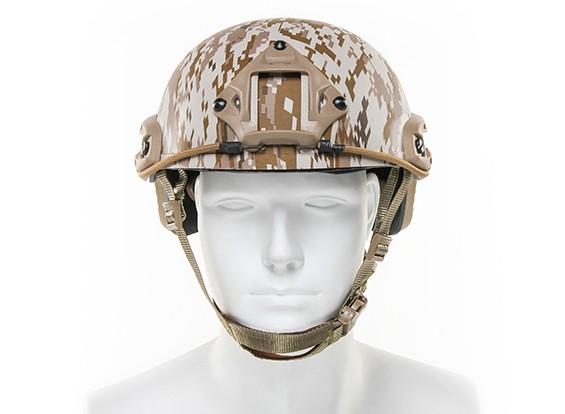 FMA Ballistic Style Helmet (AOR1)