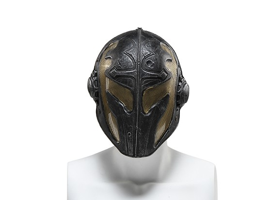 FMA Wire Mesh Full Face Mask (Templar)