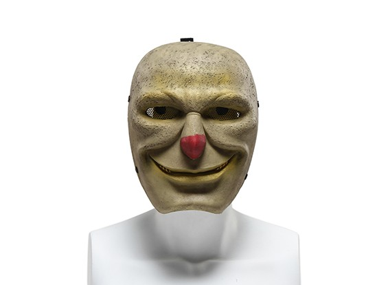 FMA Wire Mesh Full Face Mask (Forest to blame)