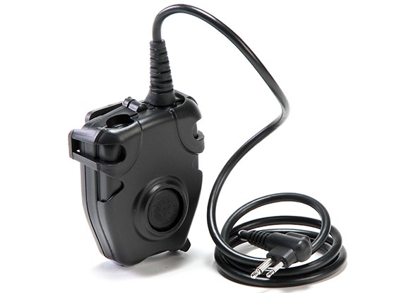 Z Tactical Z112 Peltor PTT (Motorola 2-pin Ver.)