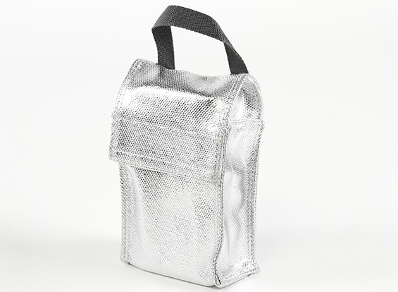 Heat Reflective LiPoly Storage Bag (120x70x210mm)