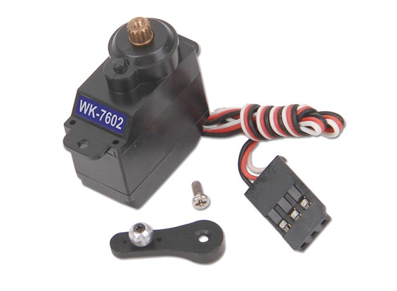 Walkera G400 GPS Helicopter - Replacement Digital Servo(WK-7602)