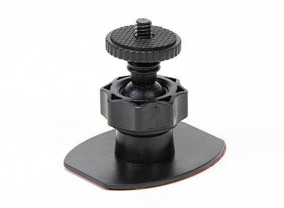 Universal Stick On Mount For the Mobius ActionCam