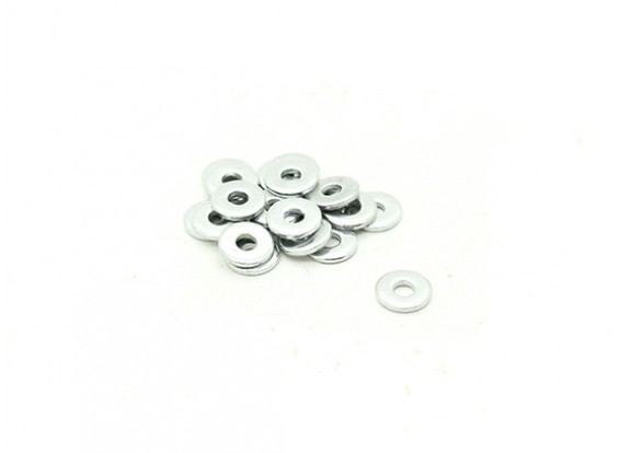 RJX X-TRON 500 M2.6 x 7 x 1mm Washers # X500-8005 (20pcs)