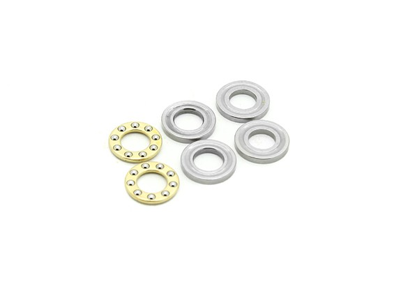 RJX X-TRON 500 5 x 10 x 4mm Thrust Bearing # XT90-9003 (2pcs)
