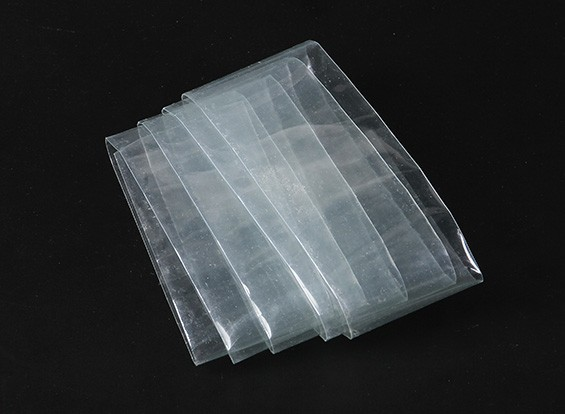 Turnigy 25mm Heat Shrink Tube - Clear (1mtr)