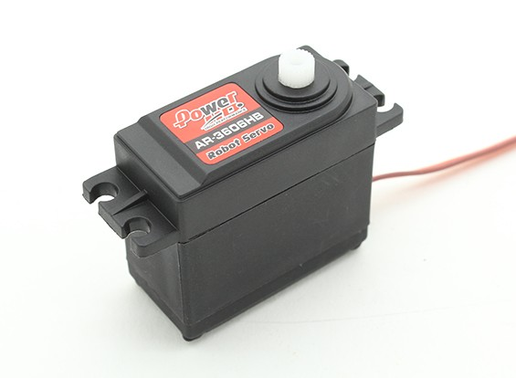 Power HD AR-3606HB Robot Servo 25T 6.7kg / 0.14sec / 40g