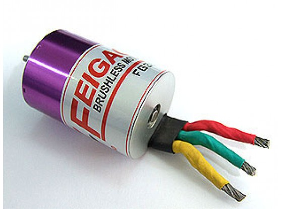Feigao 540S 5070Kv Brushless Motor (5mm Shaft)