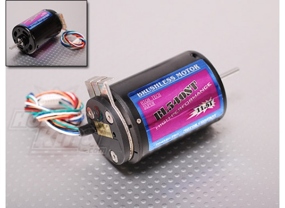 TP540-11.5T 3350kv Brushless R/C Car Motor w/sensor