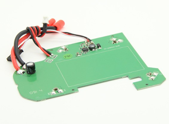 Walkera QR X350 Pro Quadcopter - Main Power Board (1pc)