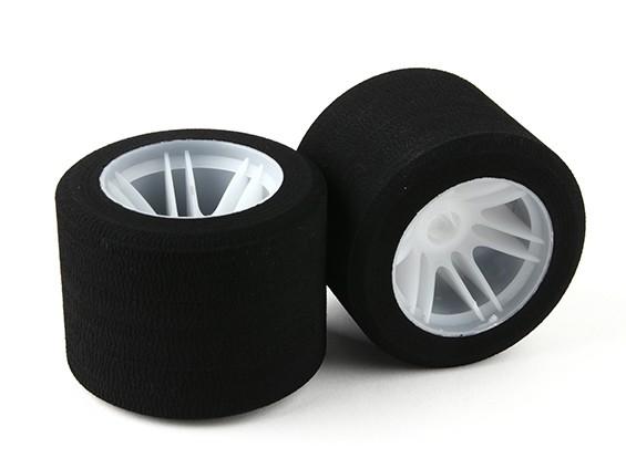 """Xceed """"Enneti"""" 1/8 OS2 Light Rear Foam Tire Set (sh 40)"""