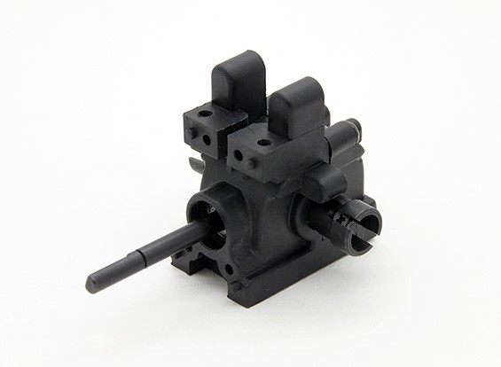 Pre-assemble Rear Gearbox - Turnigy Little Cosmos 1/16 Drift Car (1pc)
