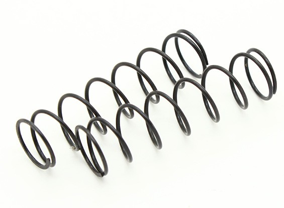 Shock Absorber Spring For Wheel Bar (2pcs) - Basher 1/16 Mini Nitro Circus MT