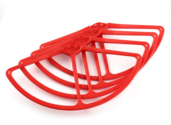 DJI Phantom 2 Vision Propeller Guard Set (Red)