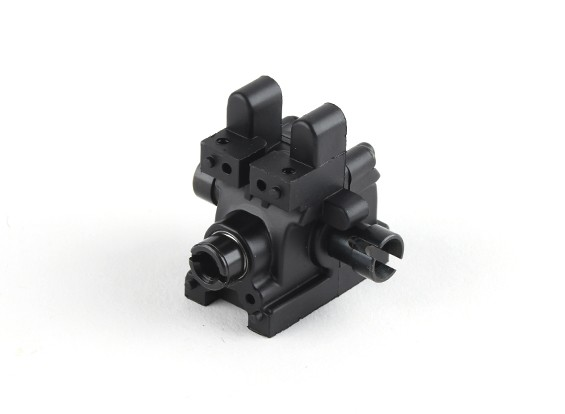 Front Gearbox Assembly w/Full Metal Gear Diff. - A3011