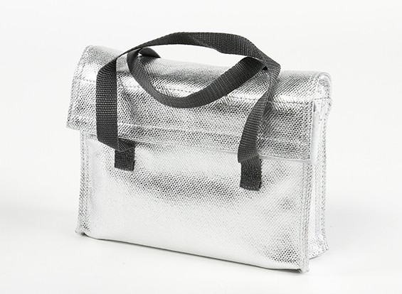 Heat Reflective LiPoly Storage Bag (240x65x200mm)