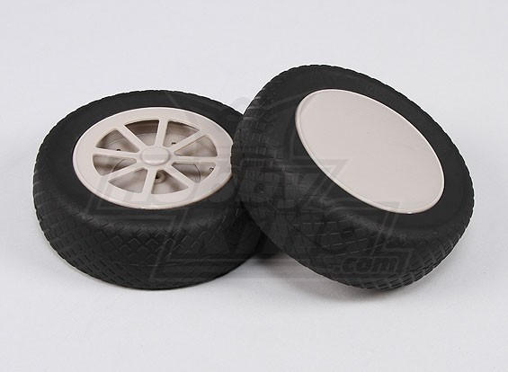 "Scale Air Wheels 5"" (Split Hub) (2pcs/Set)"